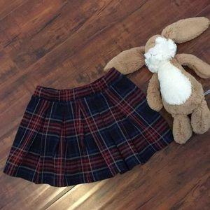 🎈Zara toddler plaid skirt 🎈